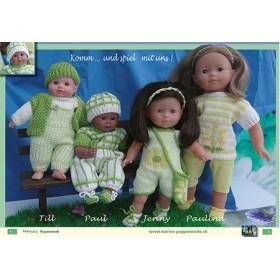 La Mode Poupée de Marie no 005