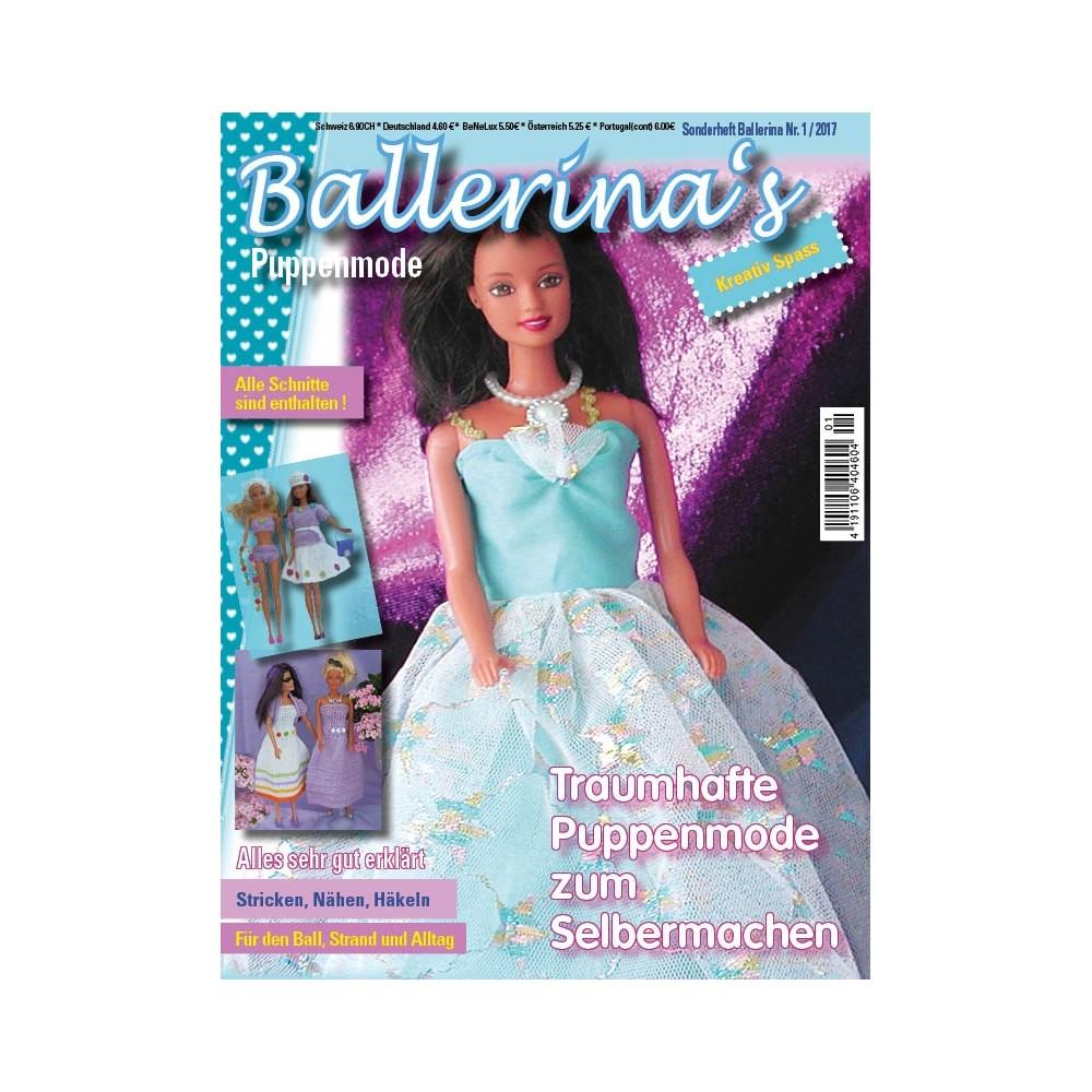Ballerina Nr. 1 - 2017