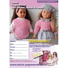 La Mode Poupée de Marie no 010