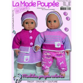 La Mode Poupée de Marie no 11