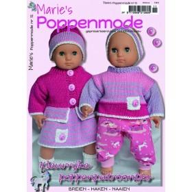 Marie's poppenmode nr 11