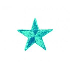 Étoile turquoise