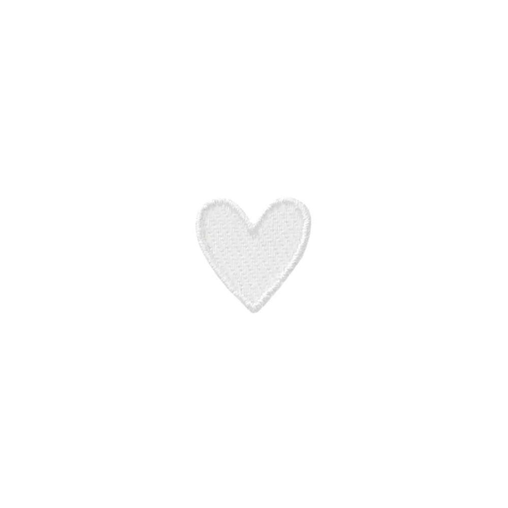 Coeur jean blanc