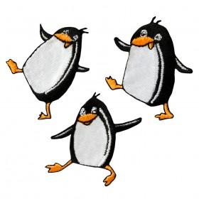 Create pingouins 3 pcs
