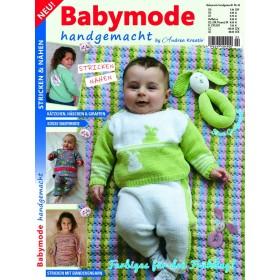 Mode bébé - mes mains créatives n° 02