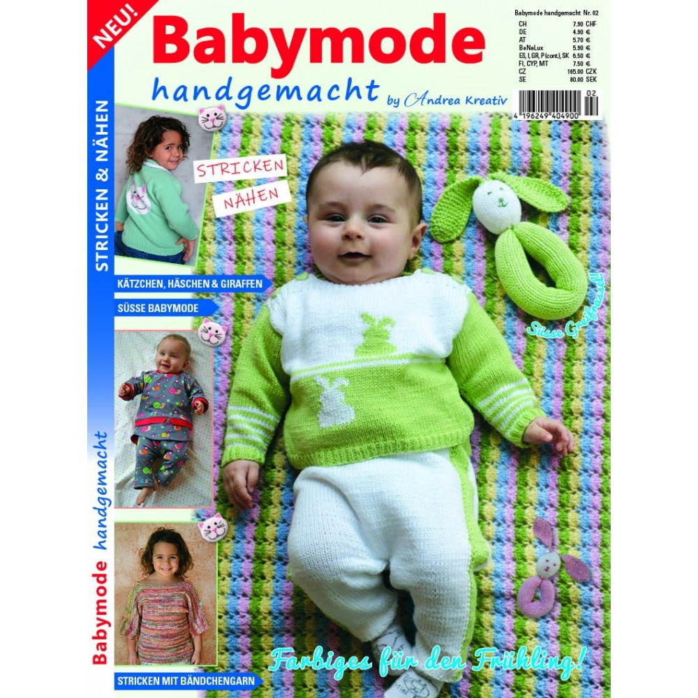 Babymode handgemacht Nr. 02