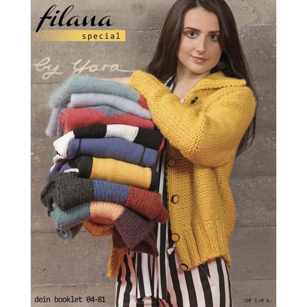Filana special - Booklet by Yara