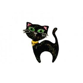 Kätzchen schwarz