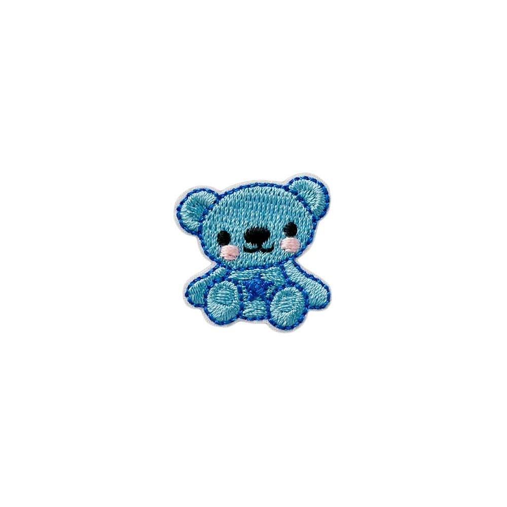 Bär blau