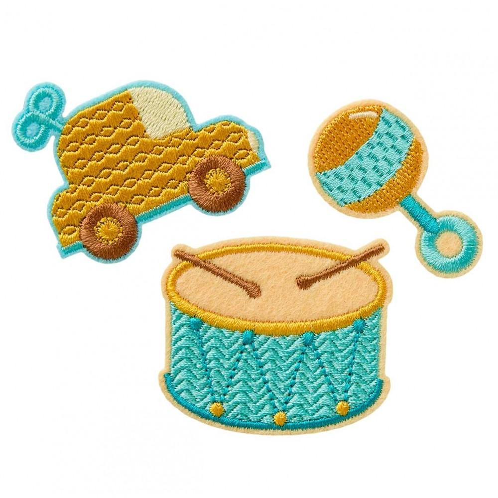 Create speelgoed van de baby