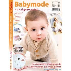 Mode bébé - mes mains...