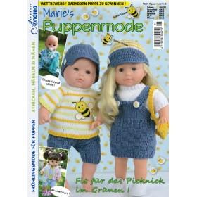 Marie's Poppenmode nr 19