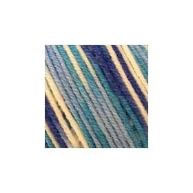 Sensitiva Print - 202 Blau-Hellblau-Weiss