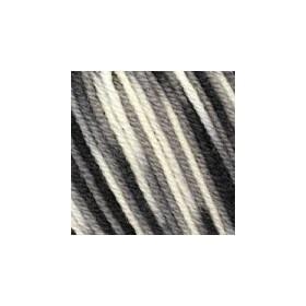 Sensitiva Print - 203 Schwarz-Grau-Weiss