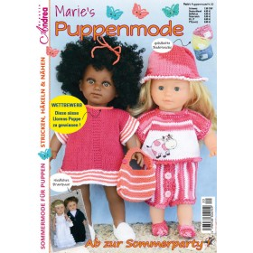 La Mode Poupée de Marie no 20