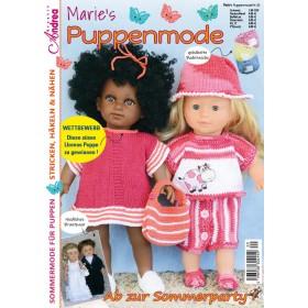 Marie's Poppenmode nr 20