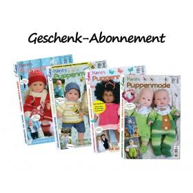 Geschenk-Abonnement Marie's...