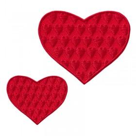 Herz 2 Stück