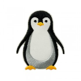 Pinguin Recycl-Patch