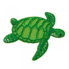 Schildpad Recycl-Patch