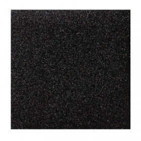 Patchs brillants noirs