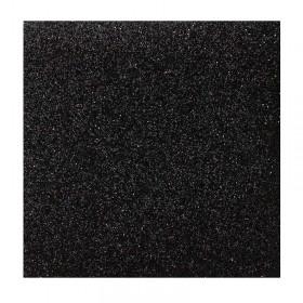 Glittervlekken zwart