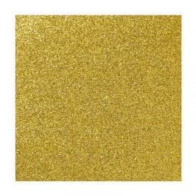 Glitzerflicken Gold