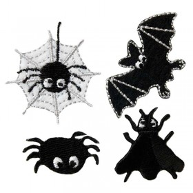 4 Halloweenmotieven
