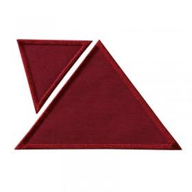 Dreiecke bordeaux