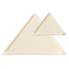 Dreiecke beige