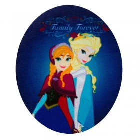Frozen© Print patches Olaf