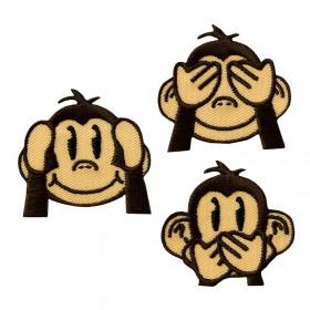Têtes de singes