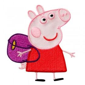 Peppa Pig© mit Rucksack