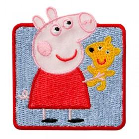 Peppa Pig© mit Teddy