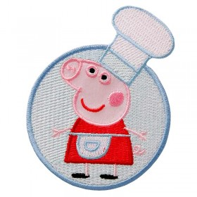 Peppa Pig© comme cuisinier