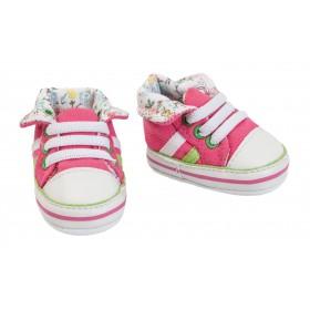 Sneakers, roze (maat 38-45cm)