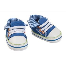 Sneakers, blau (Gr. 38-45cm)