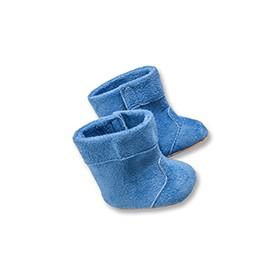 Bottes de poupée, bleu...