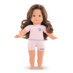 Penelope, met bruin haar...