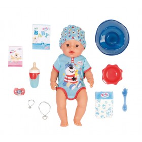 BABY Born Soft Magic Boy 43 cm