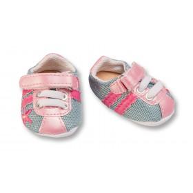 Sportschoenen, roze-grijs...
