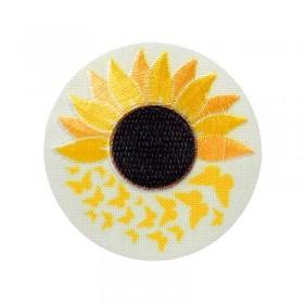Recycl-Patch Sonnenblume