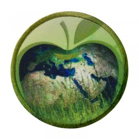 Apfel Recycl-Patch