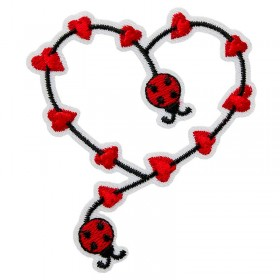 Lieveheersbeestje hart