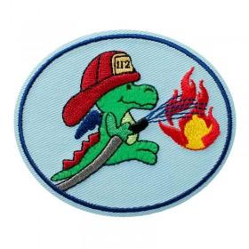 Dragon comme pompier