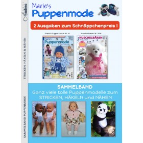 DUO Marie's Puppenmode Nr....