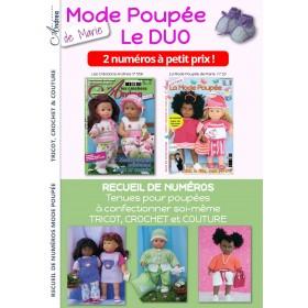 DUO Marie's Poppenmode n°...