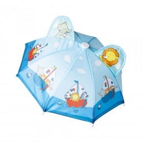 Paraplu, zeilvrienden