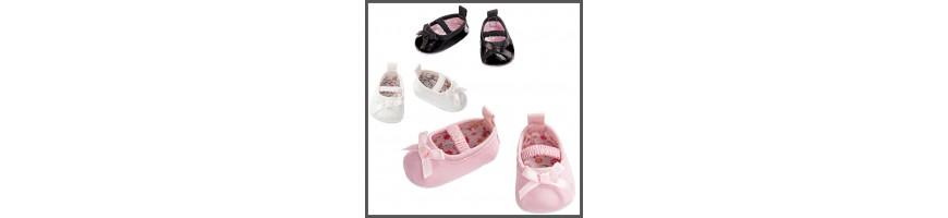 Schuhe und Schühchen für Puppen | Andrea Kreativ